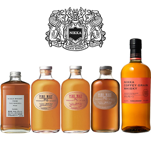 Nikka Whiskey Tasting